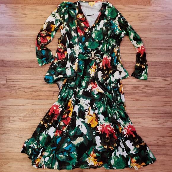 328c39e48 Liz Lange Dresses   Skirts - Liz Lange Sleeveless Maxi w Matching CoverUp